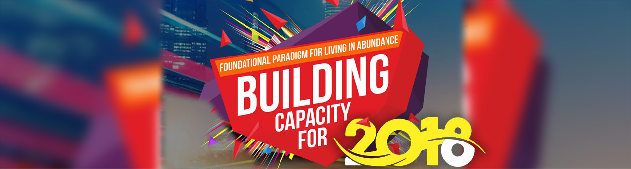 building capacity banner